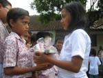 """Bakti Sosial """"Time to share time to give"""""""