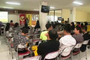 Seminar Kesehatan SAYANGI HATI, GINJAL & JANTUNGMU